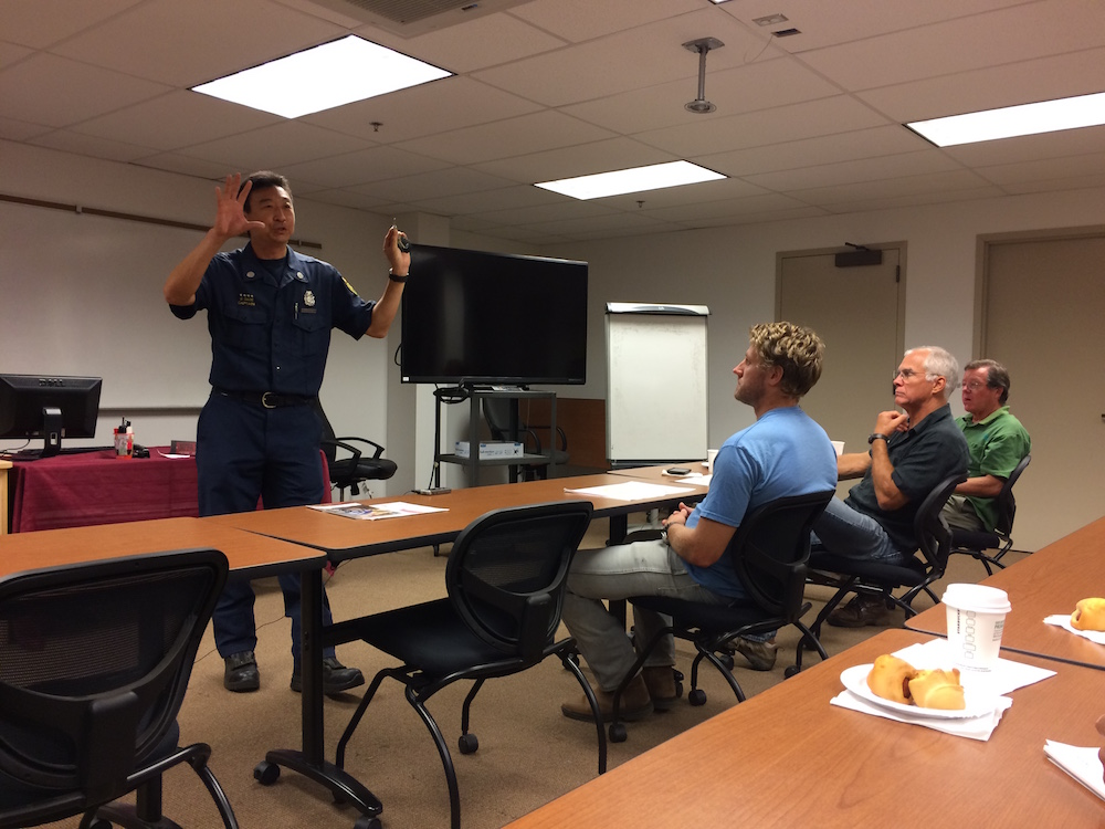 Captain Daryl Date gives an update on KFD's latest news.