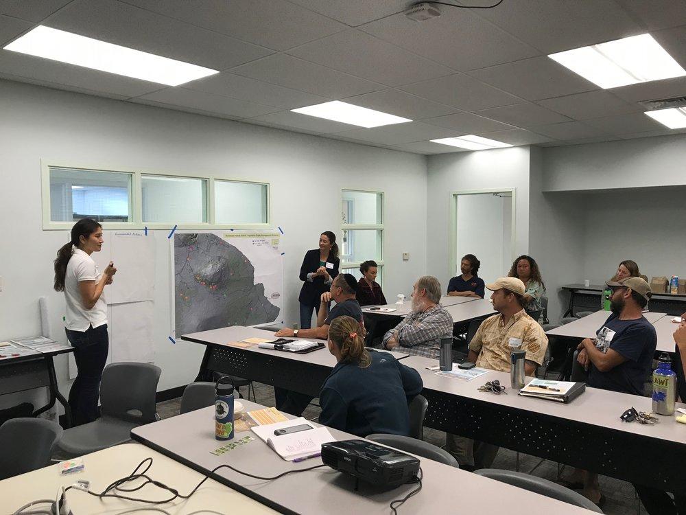 Hawaii Island Hilo Vegetative Fuels Management Collaborative Action Planning Workshop_2_22_2019_27.jpg