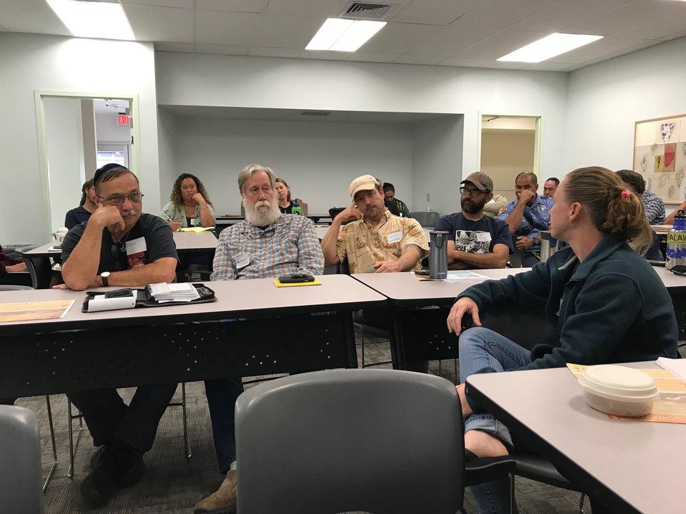 Hawaii Island Hilo Vegetative Fuels Management Collaborative Action Planning Workshop_2_22_2019_28.jpg