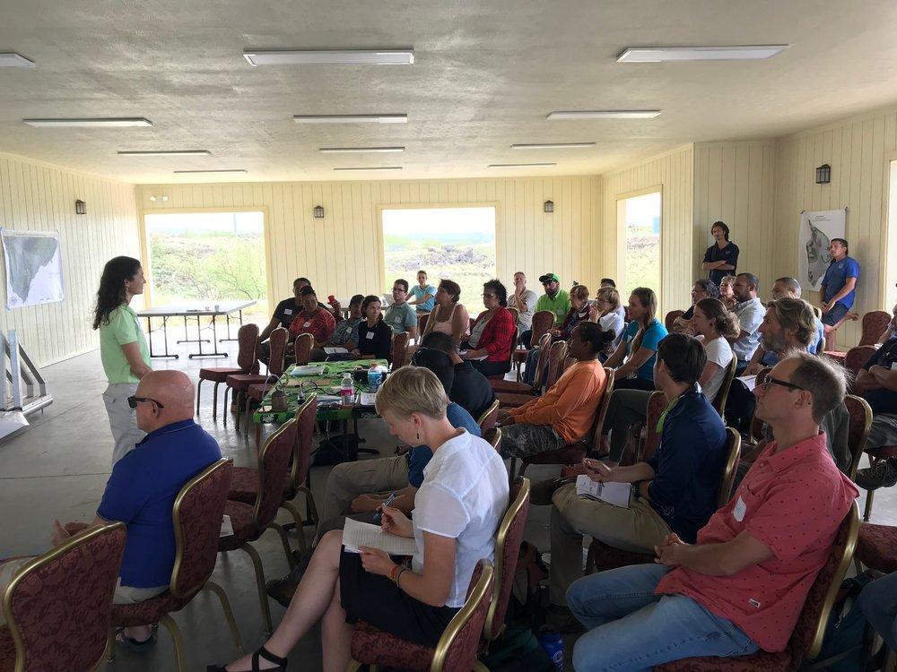 Hawaii Island Kailapa Vegetative Fuels Management Collaborative Action Planning Workshop_2_26_2019_68.jpg