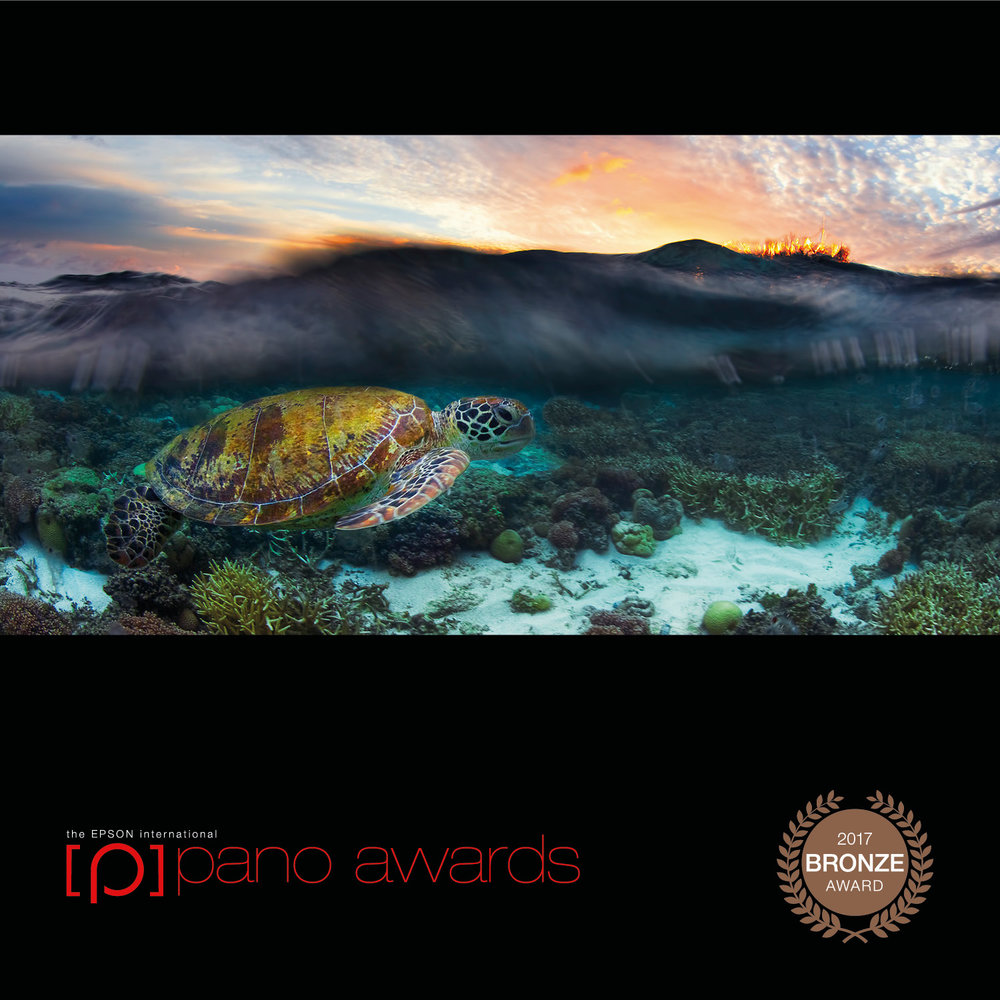 LOW ALTITUDE - BRONZE AWARDEpson International Pano Awards 2017