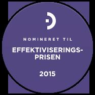 Effektiviseringsprisen 2015