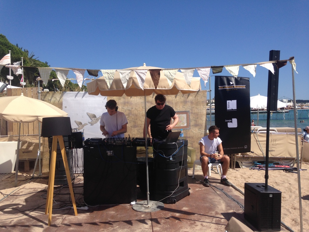 Bondax at Native Lounge Sessions, Cannes