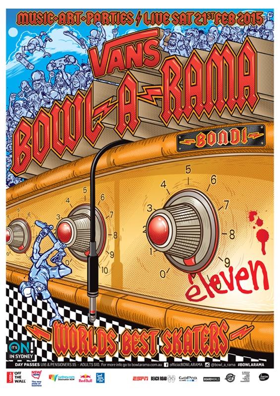 vans bowl-a-rama