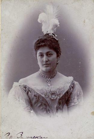 Графиня Агриппина Зарнекау