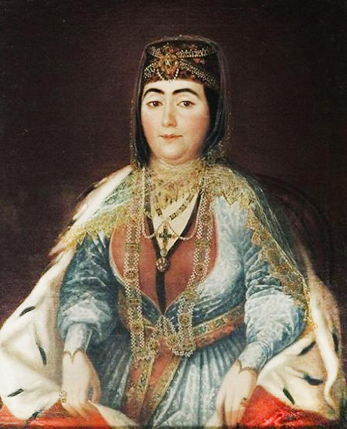 Царица Дареджан Источник: Википедия