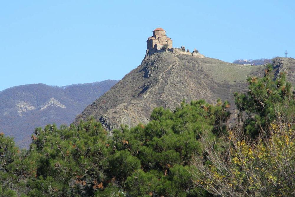 Снова монастырь Джвари