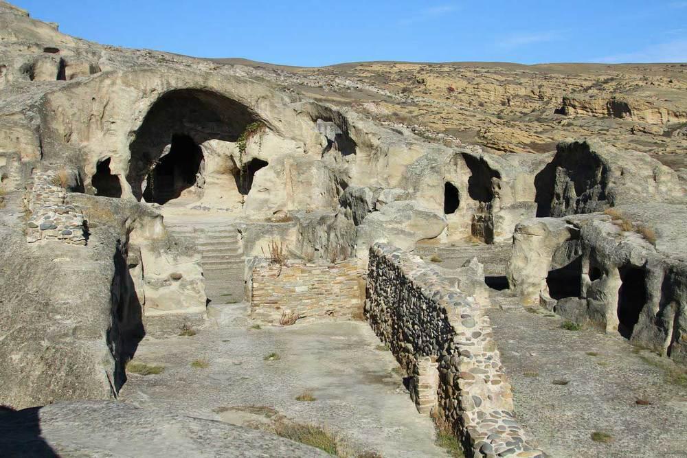 Пещерный комплекс Уплисцихе