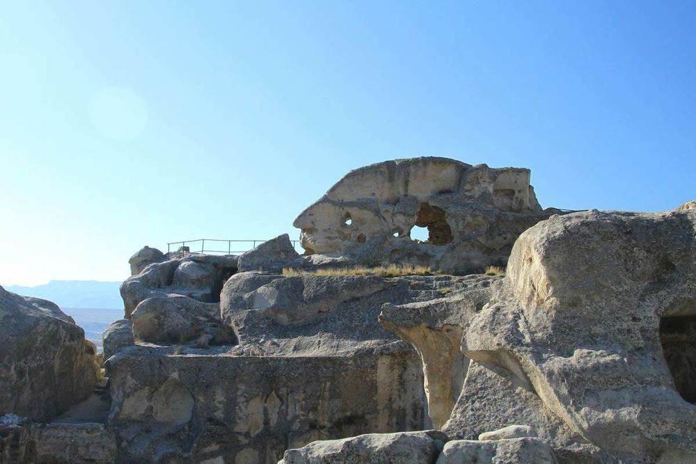 Каменный страж Уплисцихе