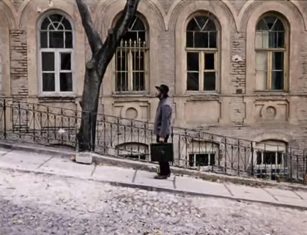 "Кадр из фильма ""Пиросмани"""