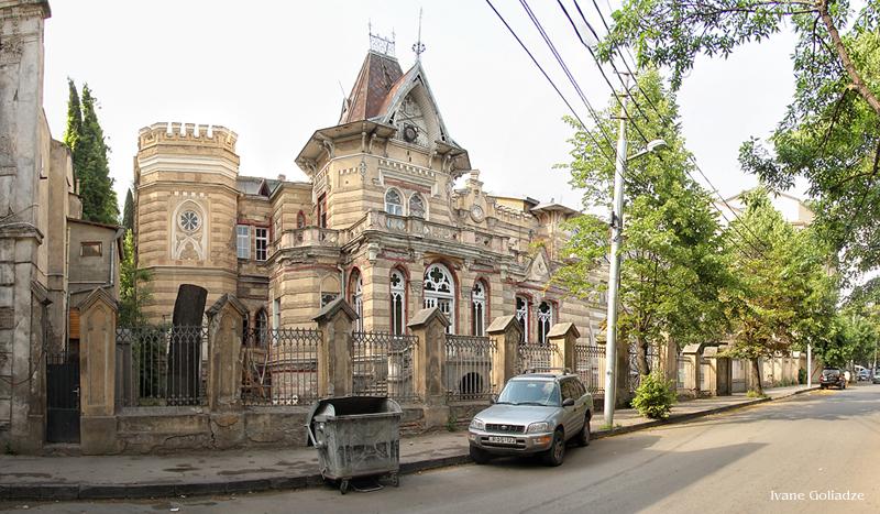 Улица Каргаретели. Фото Иване Голиадзе