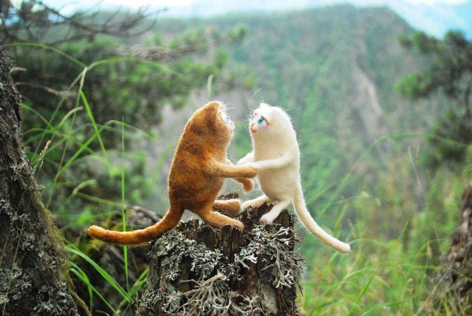 Прекраснее местных видов могут быть только глаза любимого или любимой.
