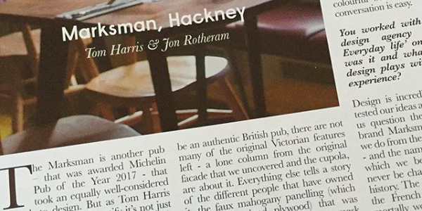 Marksman-Press-Code-Hospitality-Magazine