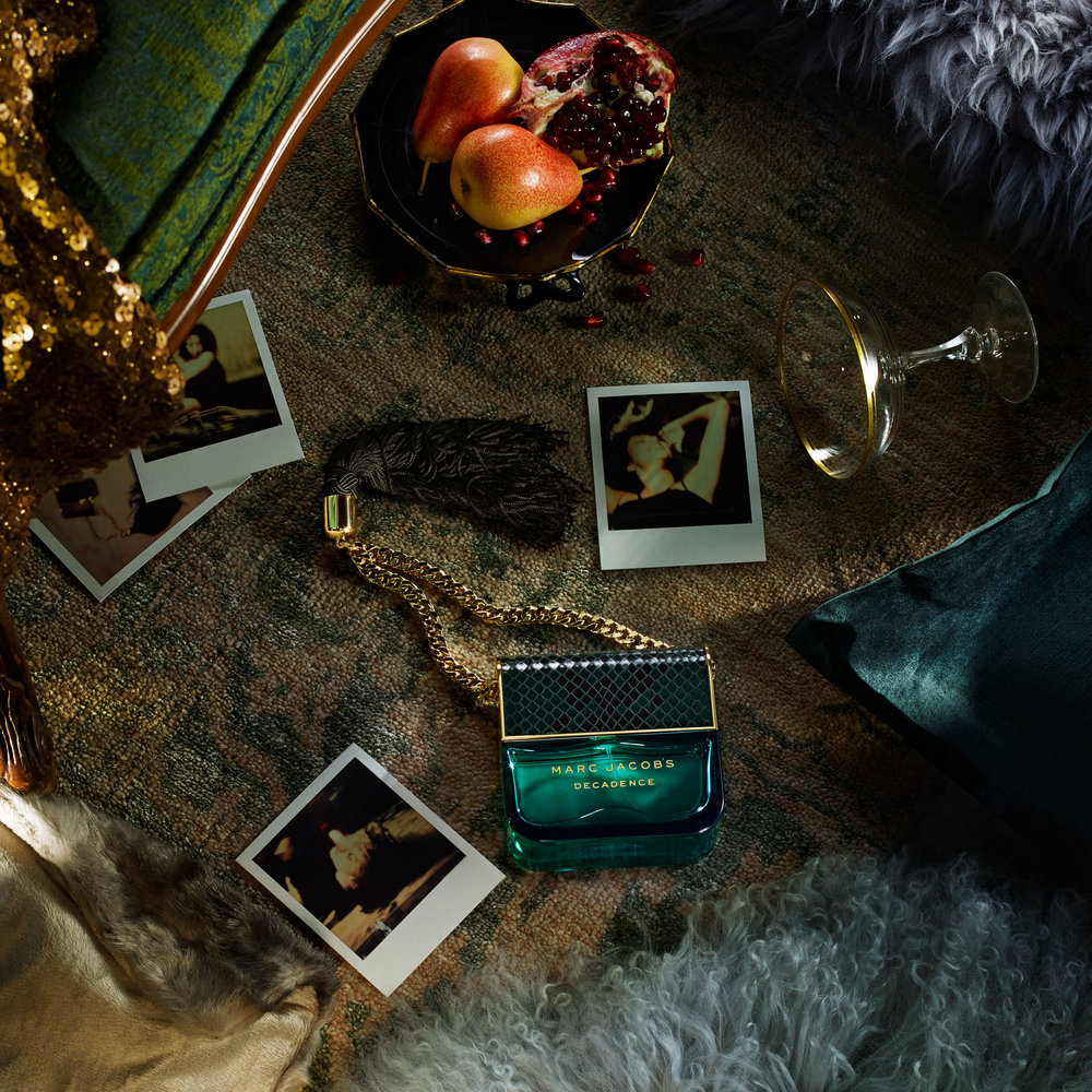 Marc Jacobs Decadance - 4 images