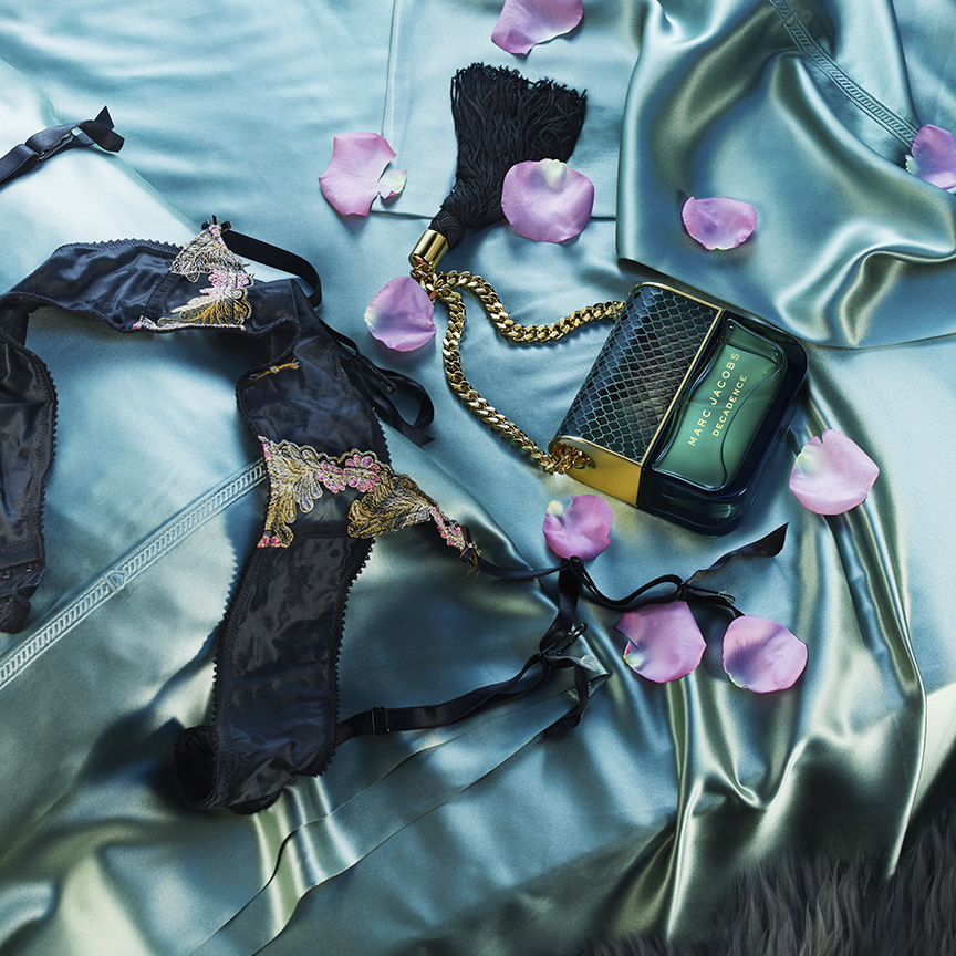 Marc Jacobs   DECADENCE  - 4 images
