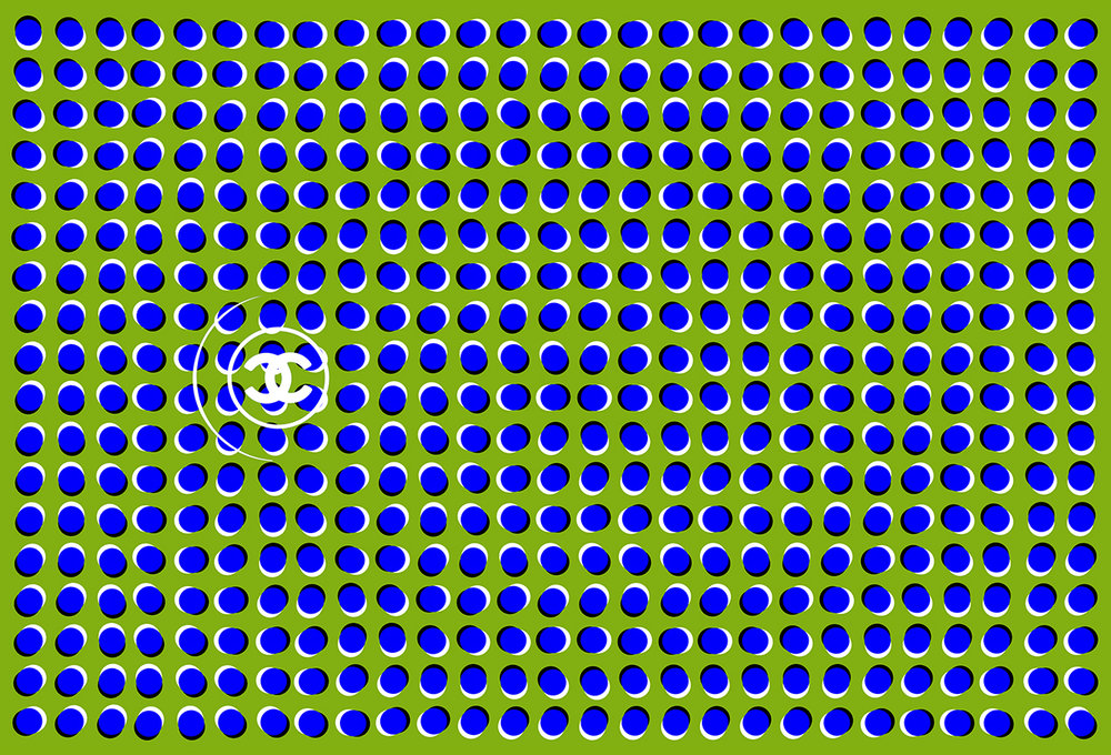 Optical Illusion  - 9 images