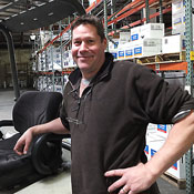 Bob Gaul - Shipping Manager
