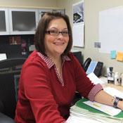 Michelle Gaul - Comptroller