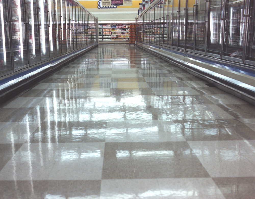 State of the art floorcare products