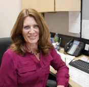 Denise Evans - Receptionist