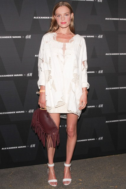 Kate Bosworth wore a dress by H&M