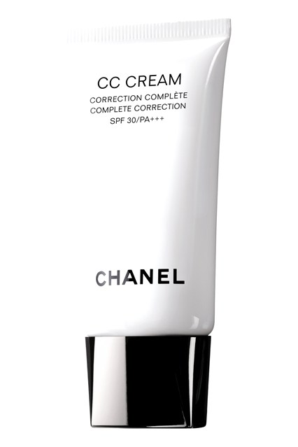 Chanel  Excellent coverage, good SPF protection and a thick but blendable texture, Chanel's CC cream works best worn over a serum as a moisturiser-foundation hybrid.