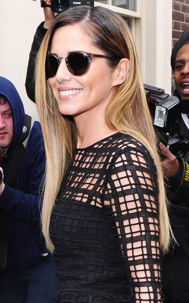 """Cheryl Cole """"I get my hair styled so often and it's prone to damage from tongs, straighteners and hair dryers. It is a blessing to have a product [L'Oreal heat protect styling spray] that protects my hair while providing styling."""" L'Oreal Paris Elnett Satin Heat Protect Volume Styling Spray, £5.99 at Boots"""