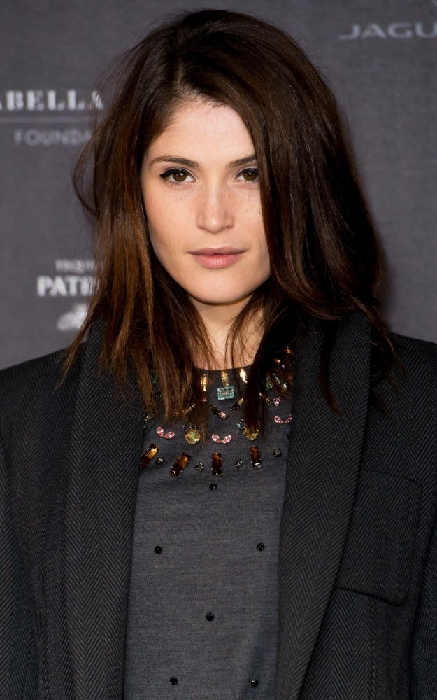 """Gemma Arterton """"When my hair is wet I apply Shu Uemura Essence Absolue and then a bit more once it's dry. It gives me a shiny halo and because it's lightweight, doesn't make my hair greasy."""" Shu Uemura Art of Hair Essence Absolue, £39.50 at Feel Unique"""