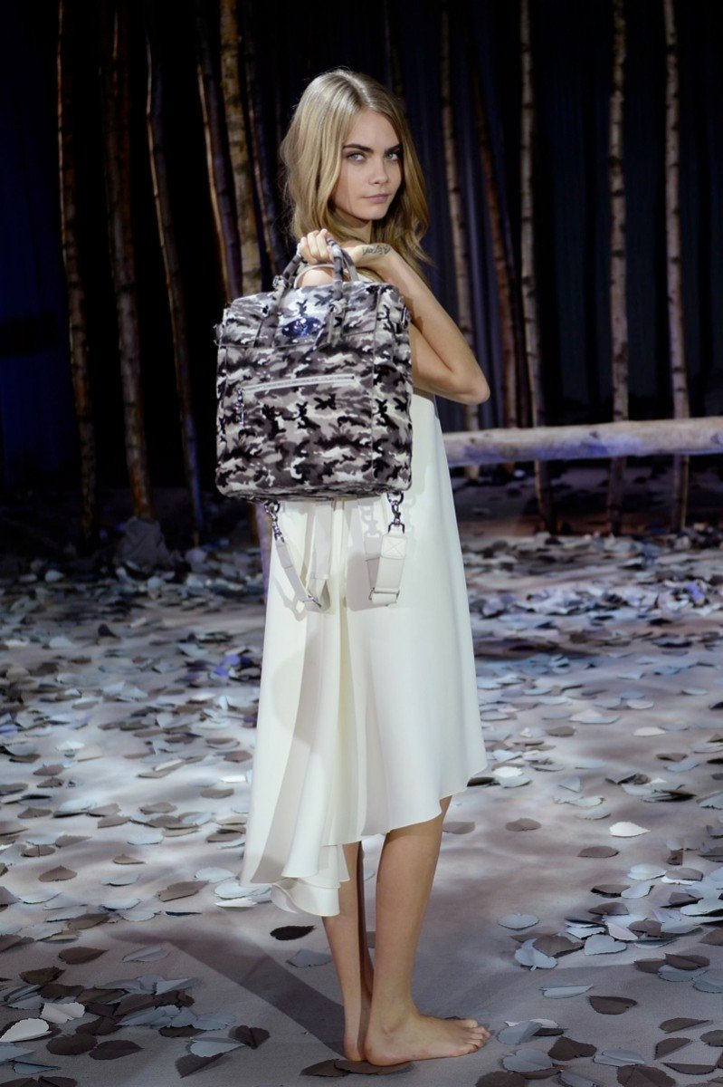 Cara X Mulberry Collection