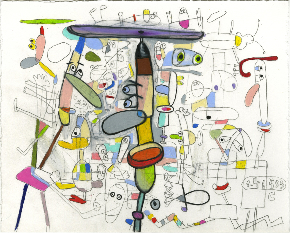 Untitled Sketch (2015)