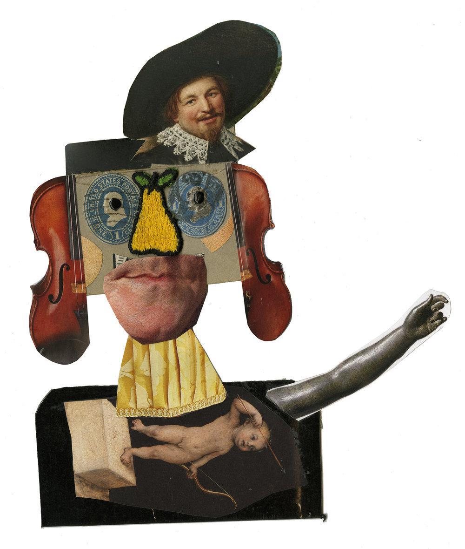 Masquerade  collage 2001-2010