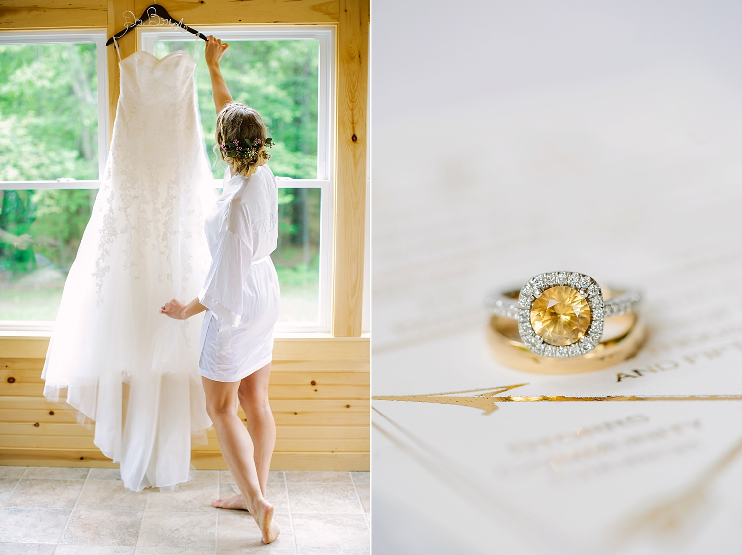 a backyard wedding handmade with love in storrs ct u2014 love u0026 light