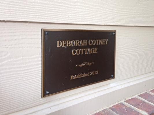 cotney cottage marker.JPG