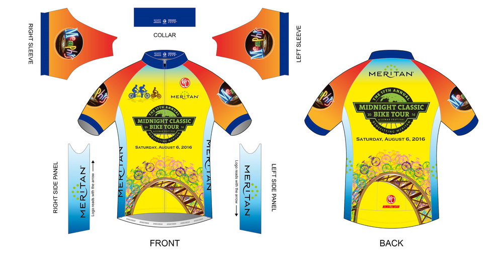 Purchase this one-of-a-kind jersey when you register!