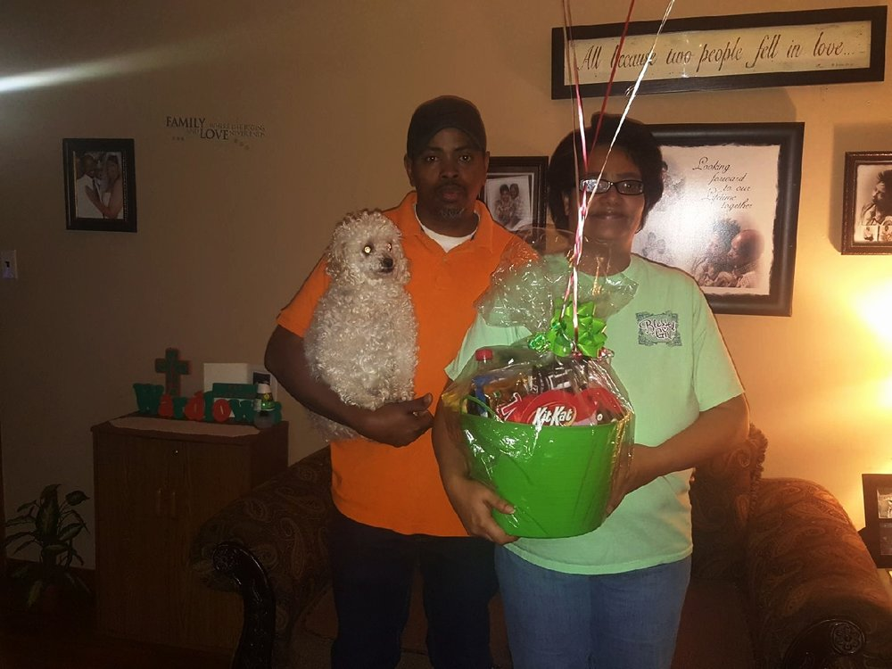Meritan February Foster Care Parents of the Month Winners! Congratulations!