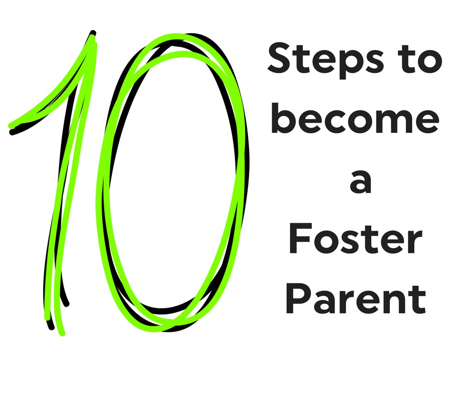 10 Steps to Become a Foster Parent