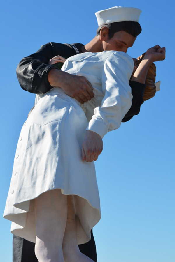 seaport village unconditional surrender