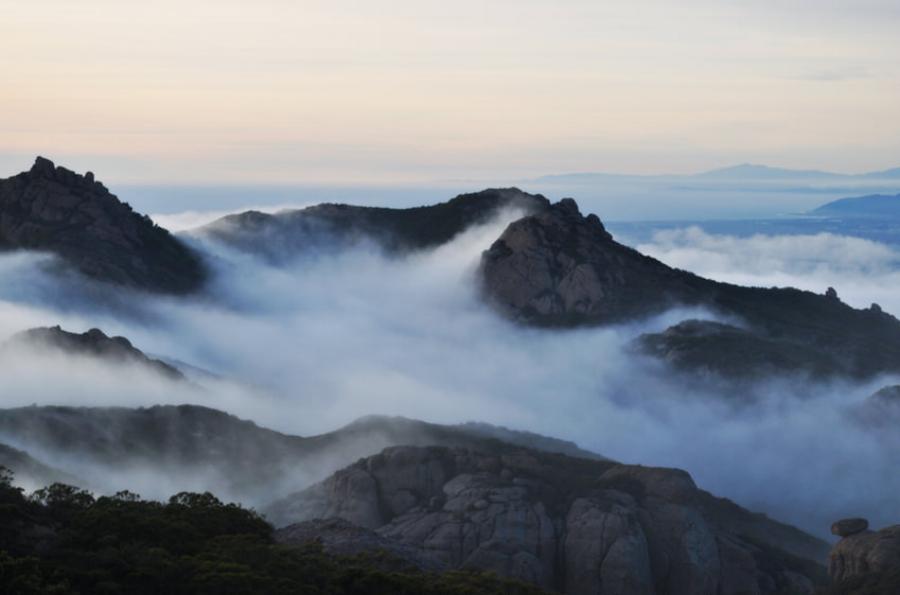Sandstone Peak