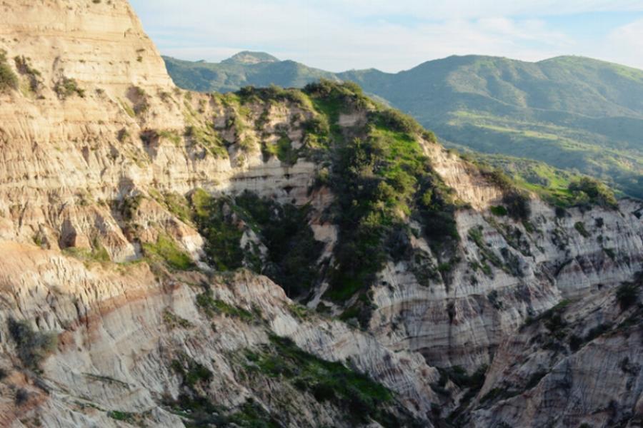 Limestone Canyon Nature Preserve