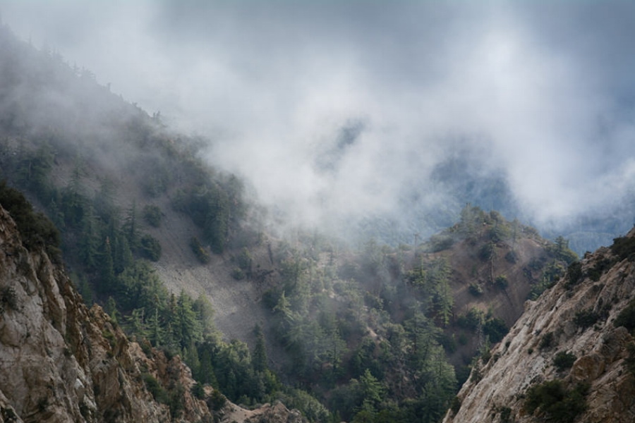 Angeles Crest National Scenic Byway