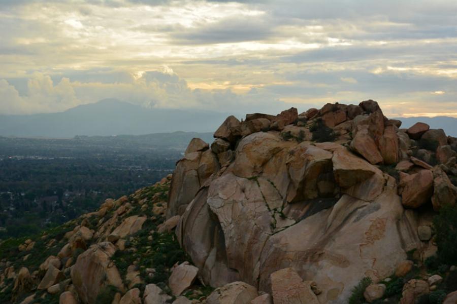 Mount Rubidoux