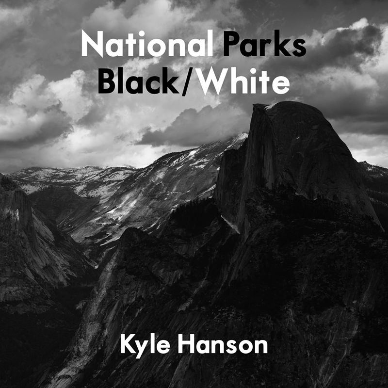 National Parks Black and White