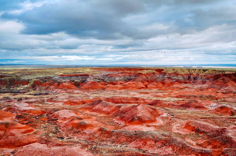 Tiponi point Painted Desert