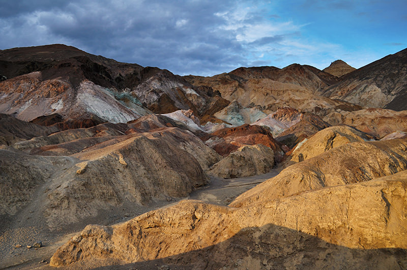 Artist's Palette Death Valley