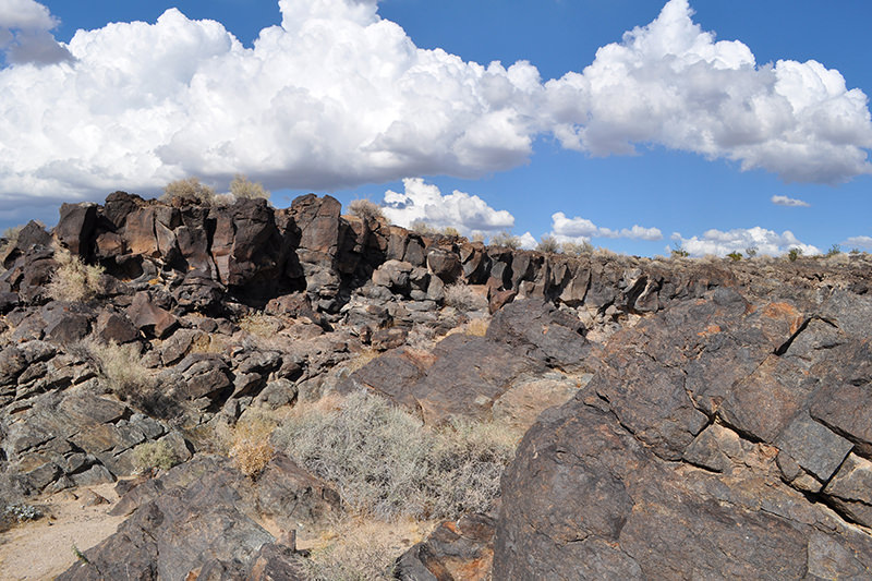 Cinder Cone Lava Beds