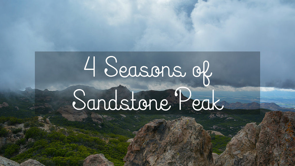 4 Seasons of Sandstone Peak