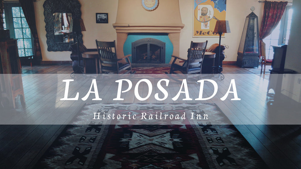 La Posada Historic Railroad Inn