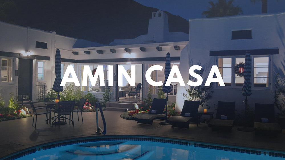 Amin Casa Palm Springs