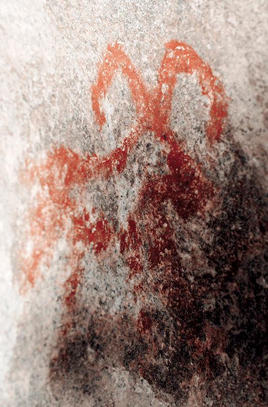 Barker Dam Pictographs Petroglyphs