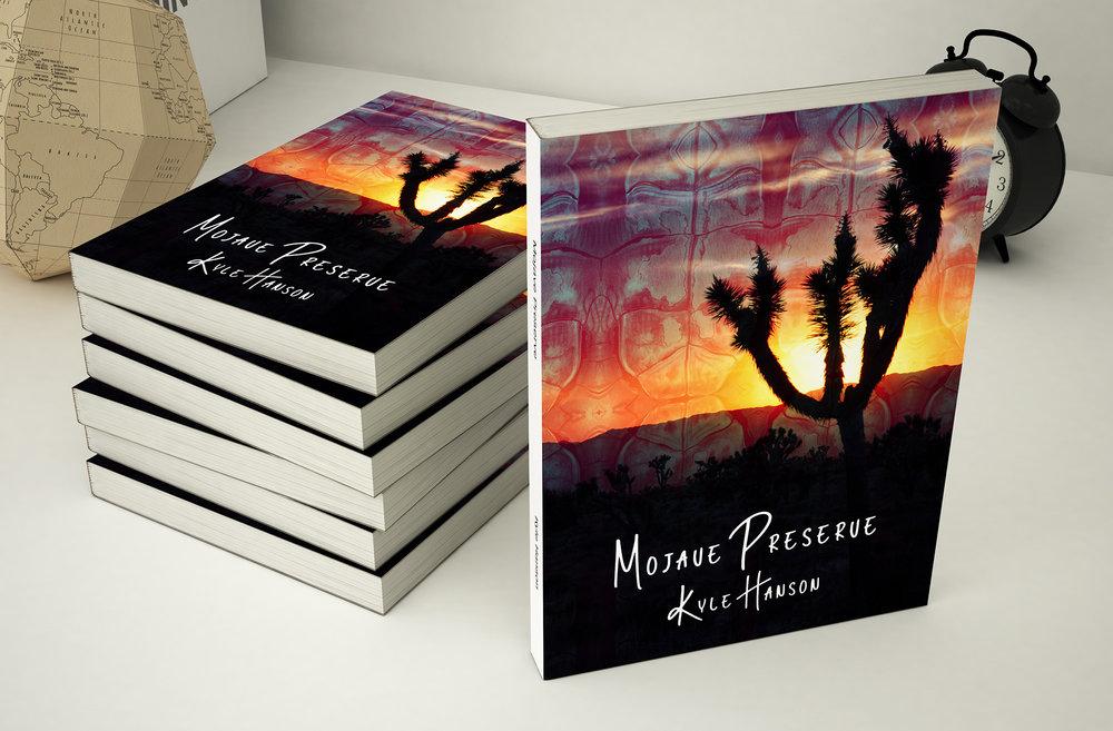 Mojave Preserve Book